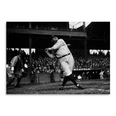 Americanflat Babe Ruth Photographic Print