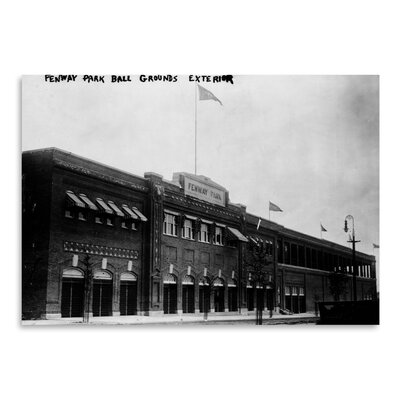 Americanflat Fenway Park Photographic Print