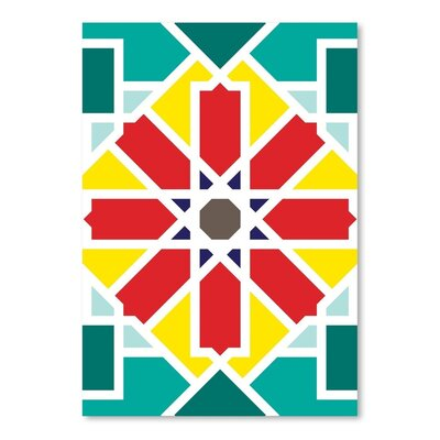 Americanflat Pattern Graphic Art