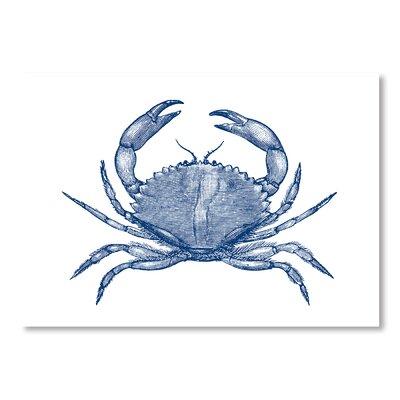 Americanflat Crab Quad 1 Graphic Art