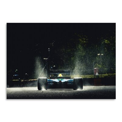 Americanflat F1 Ford Photographic Pint Wrapped on Canvas