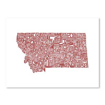 Americanflat Montana 2015 Typography