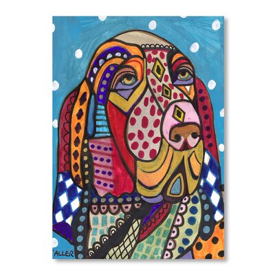 Americanflat Bracco Italiano Graphic Art