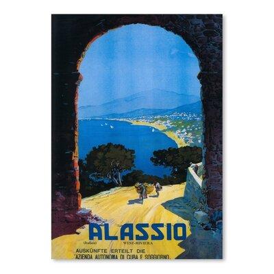 Americanflat Alassio Vintage advertisement