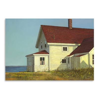 Americanflat Keepers Morning Art Print Wrapped on Canvas