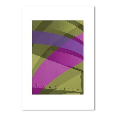 Americanflat Guggenheim 2 Graphic Art