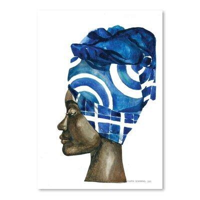 Americanflat Africanpride 2 Art Print