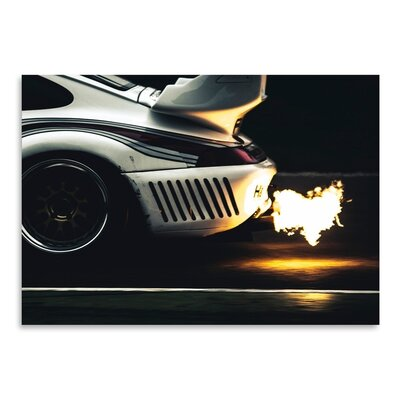 Americanflat LMC 4165 Photographic Print Wrapped on Canvas