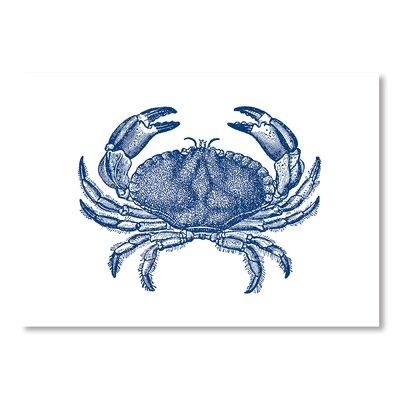 Americanflat Crab Quad 4 Graphic Art