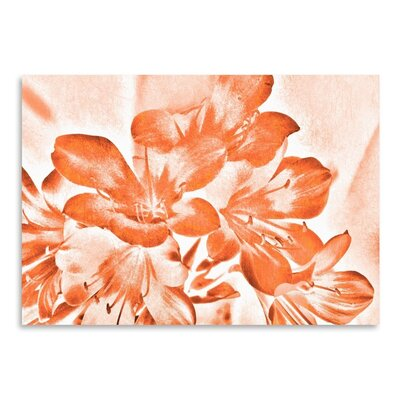 Americanflat Floral Graphic Art