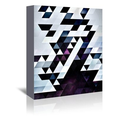 Americanflat Amflat Graphic Art on Wrapped Canvas