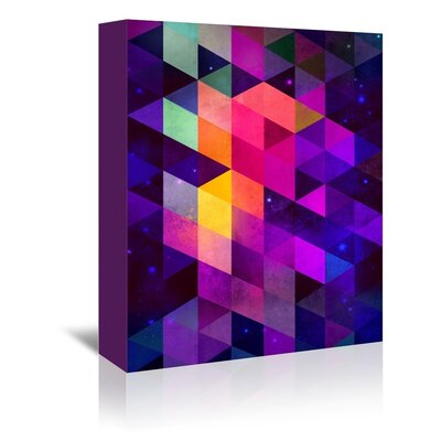 Americanflat Vota Graphic Art on Wrapped Canvas
