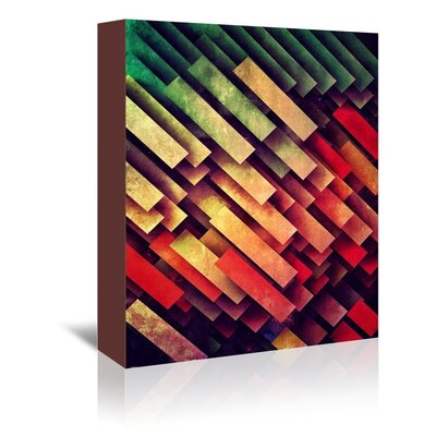 Americanflat Tweela Painting Print on Wrapped Canvas