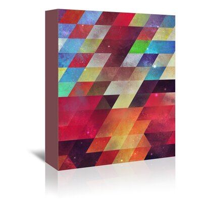 Americanflat Cyia Graphic Art on Wrapped Canvas