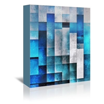 Americanflat Lyia Collage Graphic Art on Wrapped Canvas