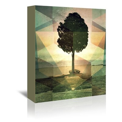Americanflat Phynxx Wall Graphic Art Wrapped on Canvas