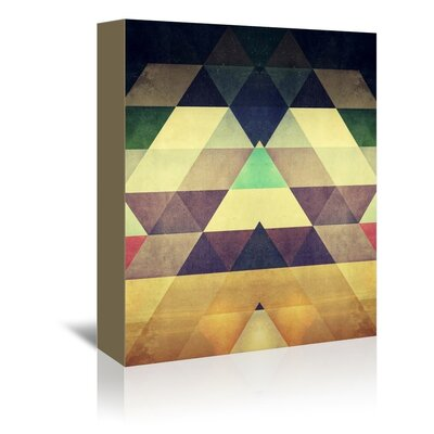 Americanflat Kattia Graphic Art Wrapped on Canvas