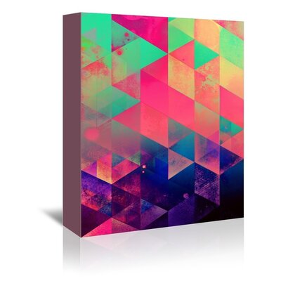 Americanflat Dia Wall Graphic Art on Wrapped Canvas