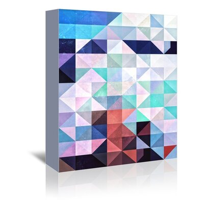 Americanflat Tullinge Wall Graphic Art on Wrapped Canvas