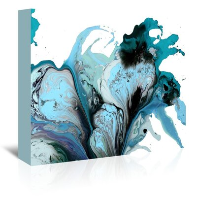 Americanflat Pure Emotion Art Print Wrapped on Canvas