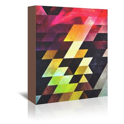 Americanflat Hallsberg Graphic Art Wrapped on Canvas
