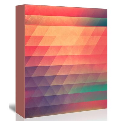 Americanflat 'Physix Wall' by Spires Graphic Art on Wrapped Canvas