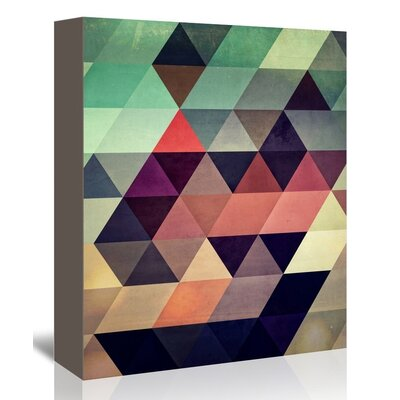 Americanflat Ianna Wall Graphic Art on Wrapped Canvas