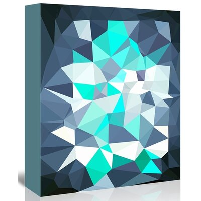 Americanflat Polpa Wall Graphic Art on Wrapped Canvas