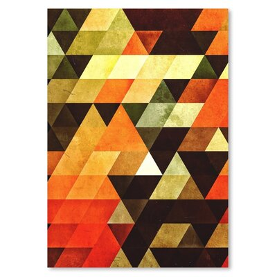 Americanflat Syvynty Graphic Art on Wrapped Canvas