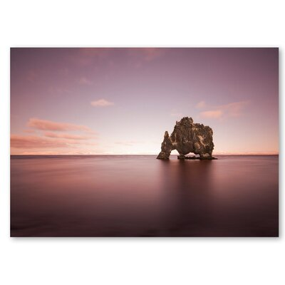 Americanflat 'Island 2' by Lina Kremsdorf Photographic Print on Wrapped Canvas