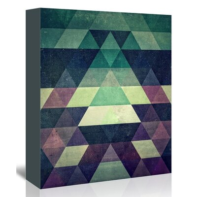 Americanflat Syia Wall Graphic Art on Wrapped Canvas