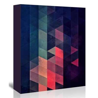 Americanflat Wythia Wall Graphic Art on Wrapped Canvas
