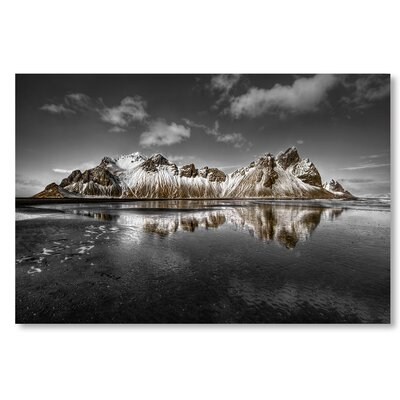 Americanflat 'Island' by Lina Kremsdorf Photographic Print Wrapped on Canvas