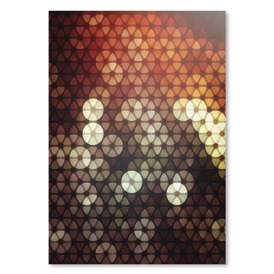 Americanflat Bykyh Tyssyllyte Graphic Art on Wrapped Canvas