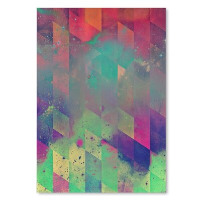 Americanflat Bybyvy Graphic Art on Wrapped Canvas