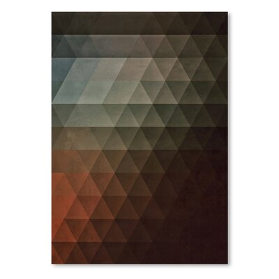 Americanflat Tryst Lyss Graphic Art Wrapped on Canvas