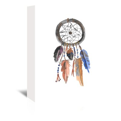 Americanflat 'Dreamcatcher 1' by Jetty Printables Art Print Wrapped on Canvas