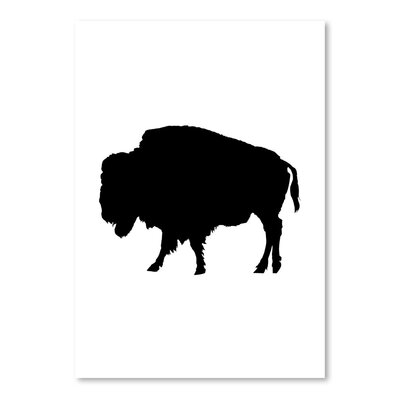 Americanflat 'Buffalo' by Jetty Printables Graphic Art