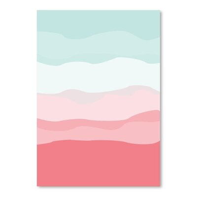 Americanflat 'Abstract' by Jetty Printables Graphic Art