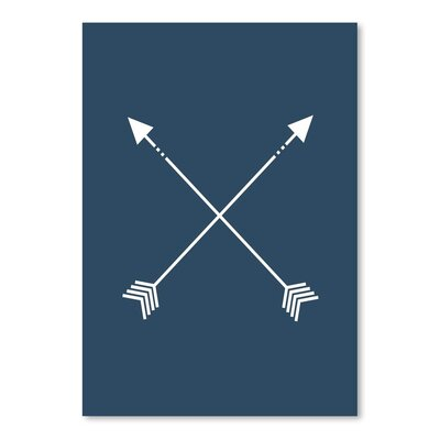 Americanflat 'Arrow' by Jetty Printables Graphic Art