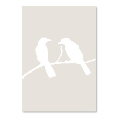 Americanflat 'Bird' by Jetty Printables Graphic Art