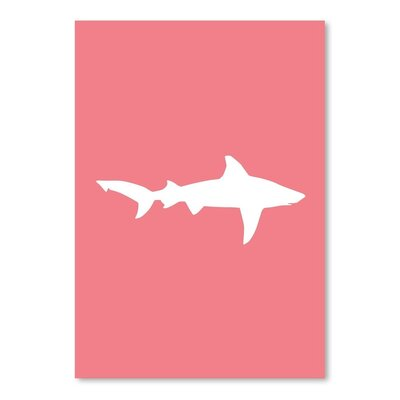 Americanflat 'Coral Shark' by Jetty Printables Graphic Art