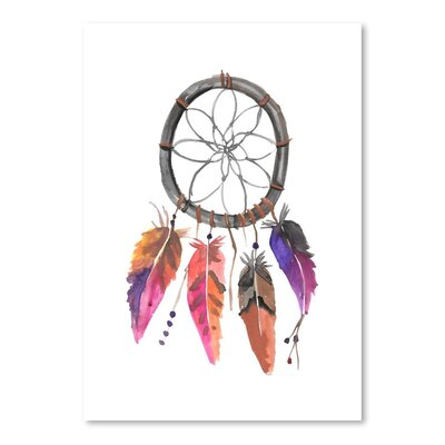 Americanflat 'Dreamcatcher 2' by Jetty Printables Graphic Art