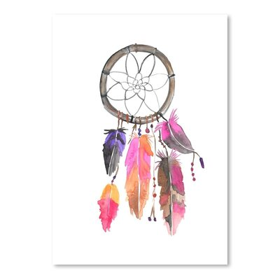 Americanflat 'Dreamcatcher 3' by Jetty Printables Art Print