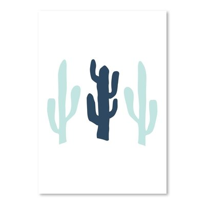 Americanflat 'Cactus' by Jetty Printables Graphic Art