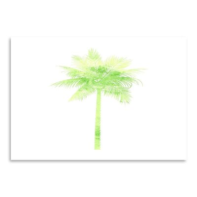 Americanflat 'Watercolour Palm' by Jetty Printables Graphic Art