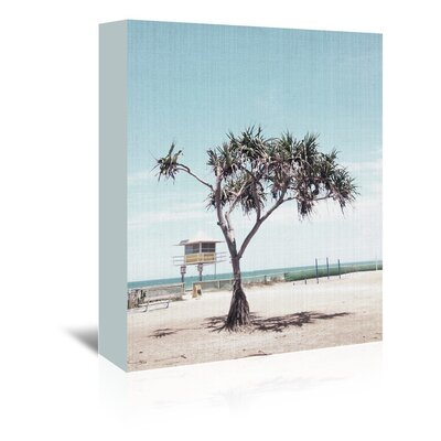 Americanflat 'Landscape 3' by Lila and Lola Photographic Print Wrapped on Canvas