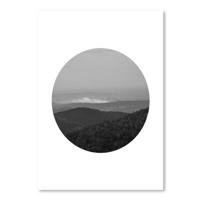 Americanflat 'Shenandoah Circle' by Jetty Printables Photographic Print