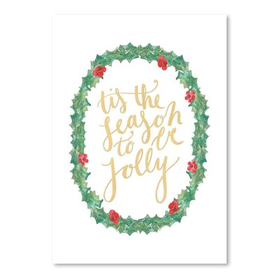 Americanflat 'This The Season' by Jetty Printables Typography