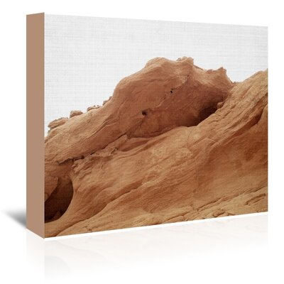 Americanflat 'Landscape 1' by Lila and Lola Photographic Print Wrapped on Canvas